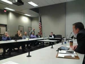 PA DEP listening session on greenhouse gas emissions
